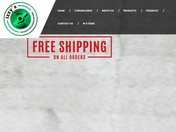 izzyforeal.com