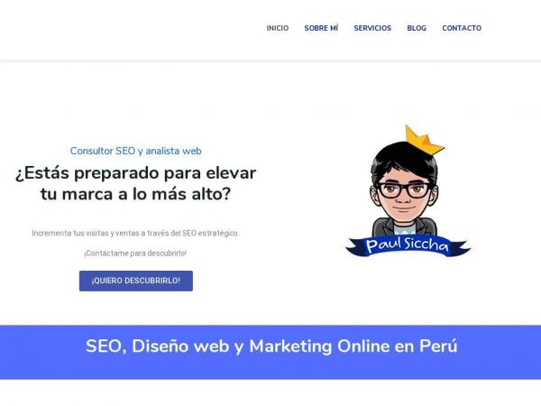 paulsiccha.com