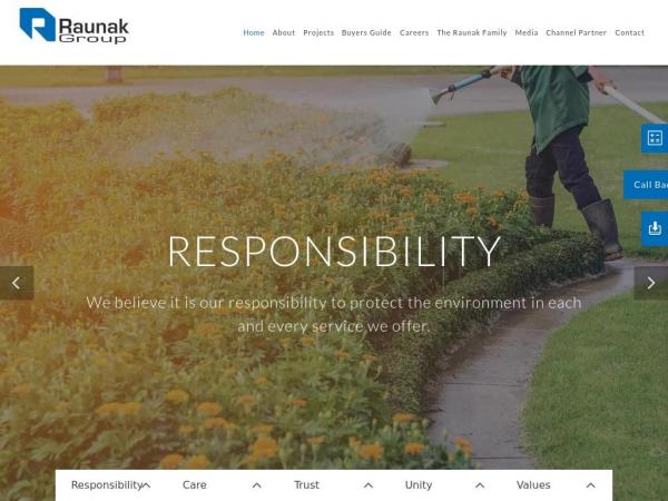 raunakgroup.com