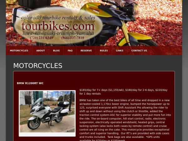 tourbikes.com